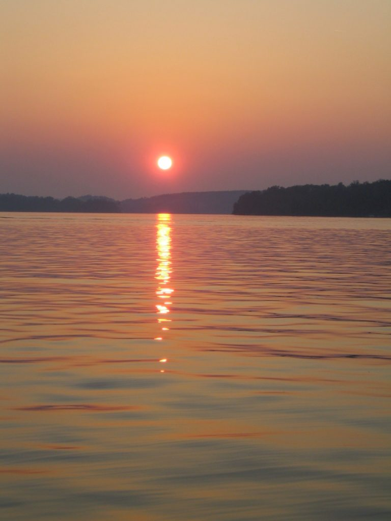 Badin Lake