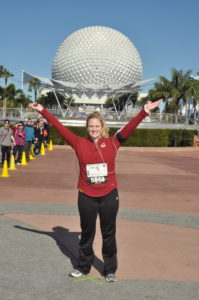 Marathon and Epcot Ball