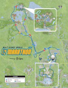 WDW Half Marathon 2020