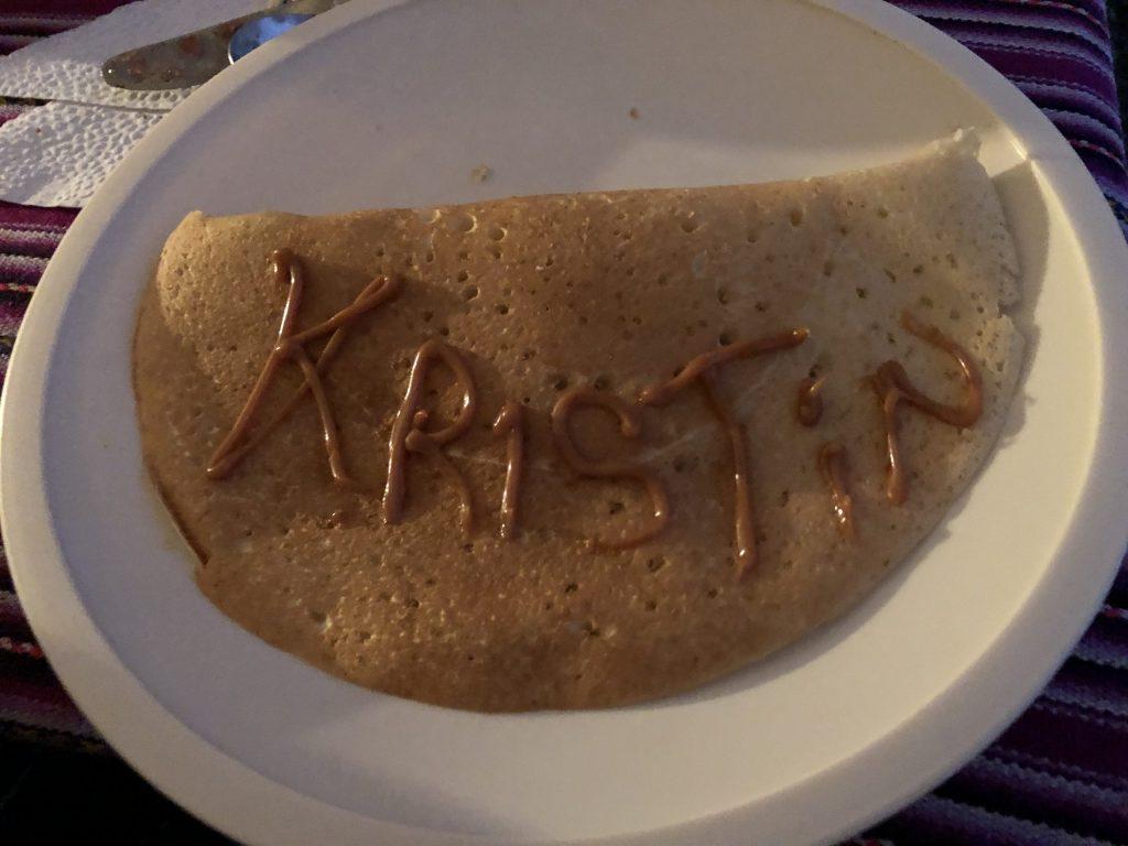 Kristin pancake