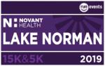 Lake Norman 15K Logo